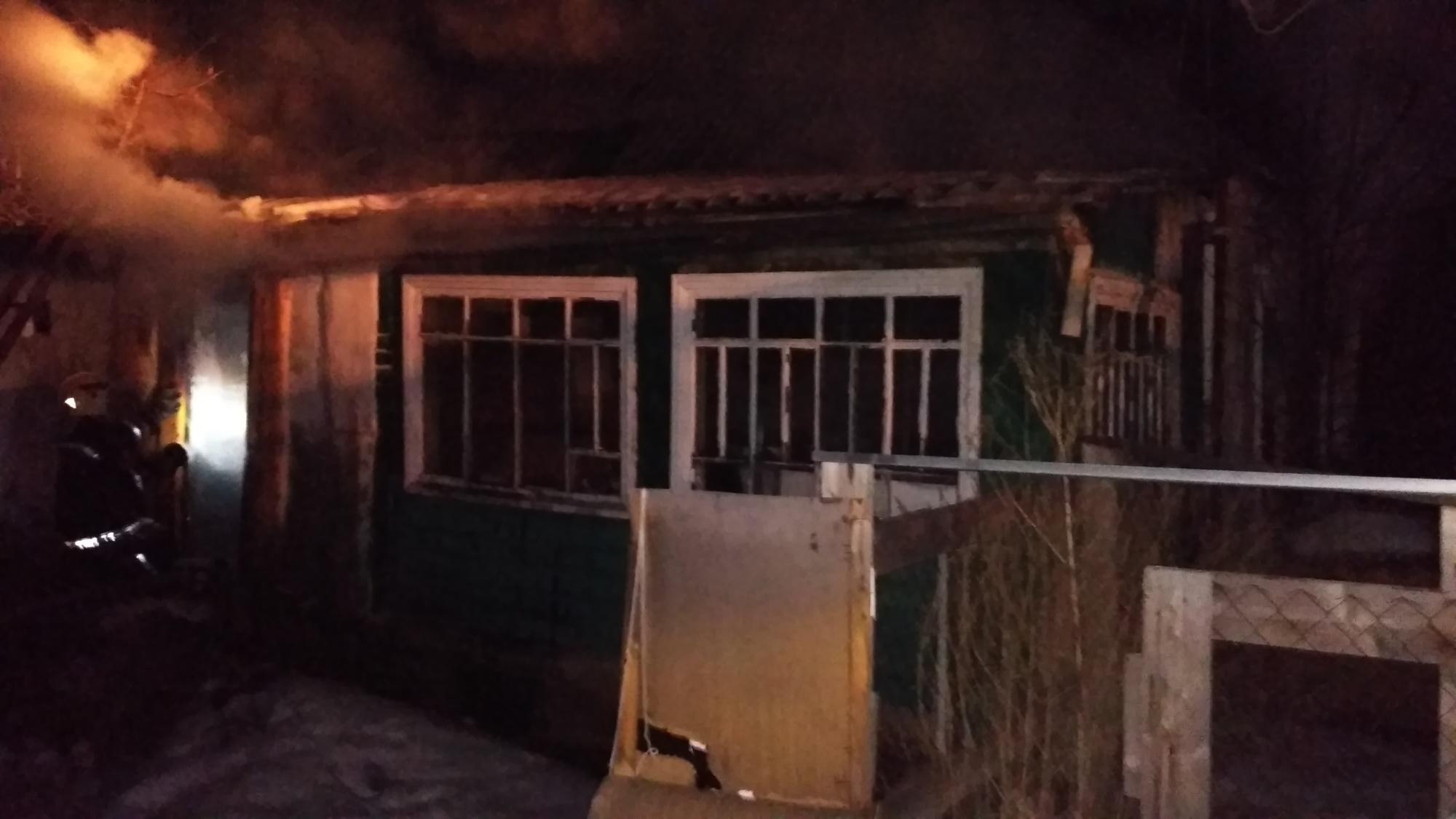 Пожар в Верхнехавском районе — МЧС России по Воронежской области