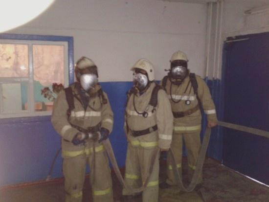 Пожар г.о.г. Нововоронеж — МЧС России по Воронежской области