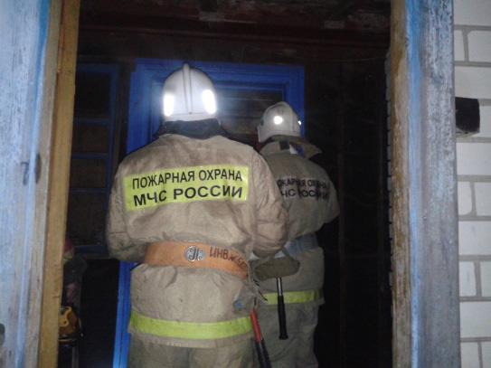 Пожар в Терновском районе — МЧС России по Воронежской области