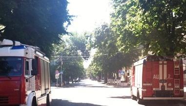 Пожар в Семилукском районе — МЧС России по Воронежской области