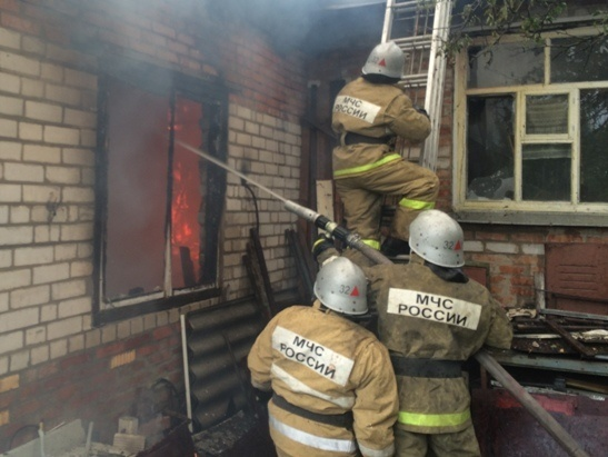Пожар в Острогожском районе — МЧС России по Воронежской области