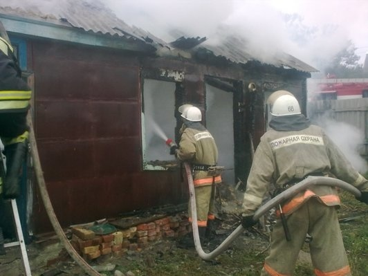 Пожар в Россошанском районе — МЧС России по Воронежской области