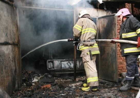Пожар в Лискинском районе — МЧС России по Воронежской области